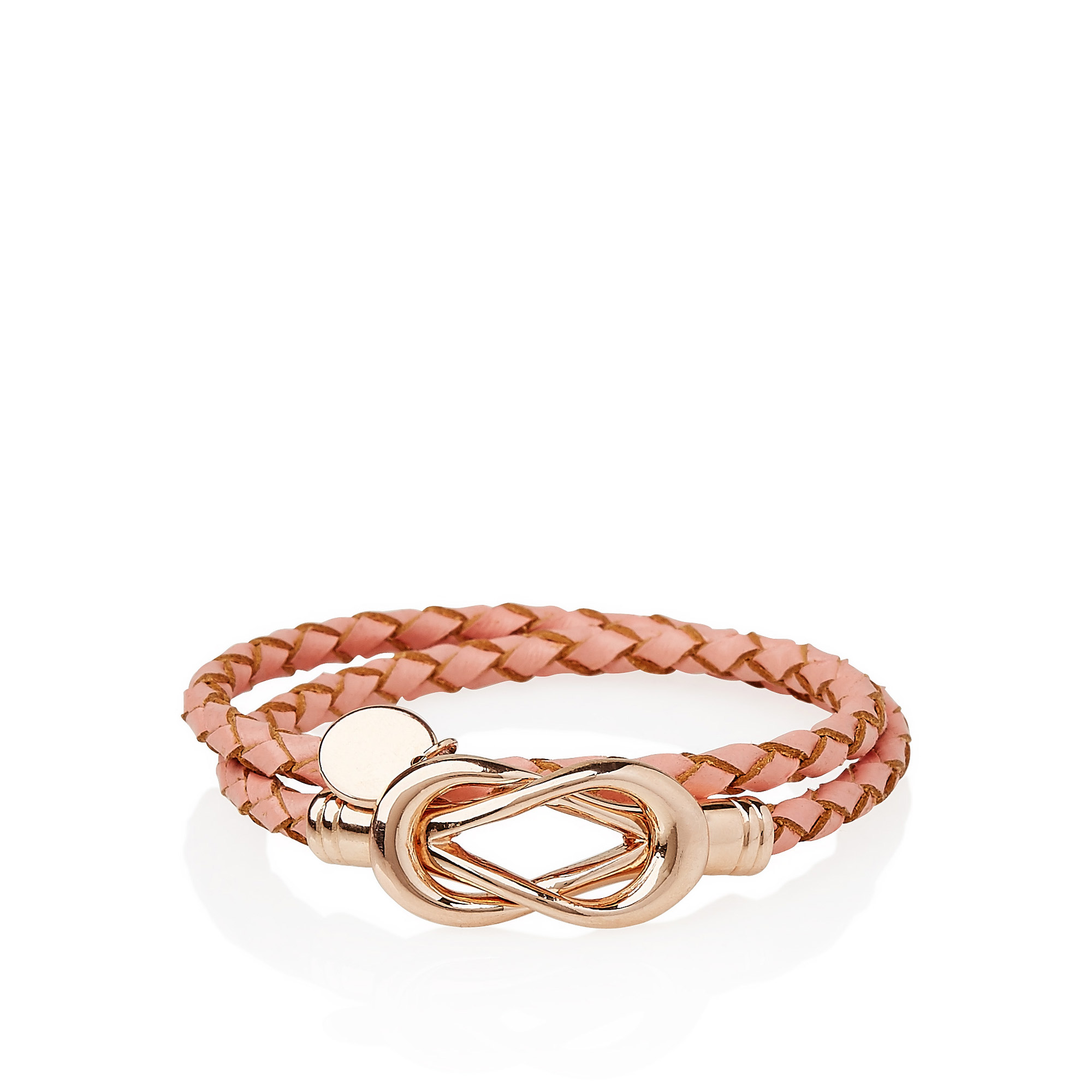 simply sterling bracelet infinity silver tone gold zoom little on multi rose bracelets bangles jewellery plated a quot